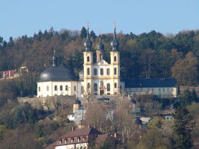 Pilgrimage Church Mariä Heimsuchung
