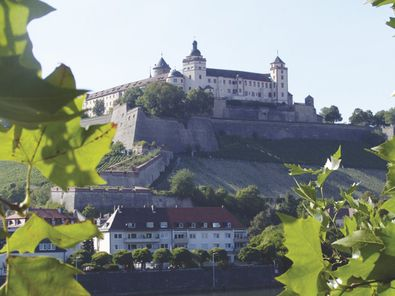 Marienberg Fortress and Princes' Building